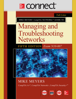 Connect Online Access for Mike Meyers' CompTIA Network+ Guide to Managing and Troubleshooting Networks