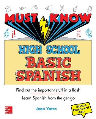 Must Know High School Basic Spanish