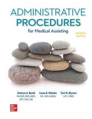 Medical Assisting: Administrative Procedures