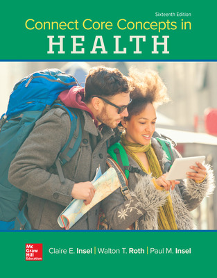 Connect Core Concepts in Health, BIG, BOUND Edition