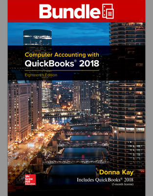GEN COMBO COMPUTER ACCOUNTING W/QUICKBOOKS 2018; CONNECT Access Card