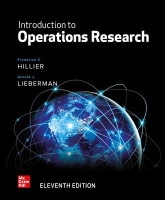 Connect Online Access for Introduction to Operations Research