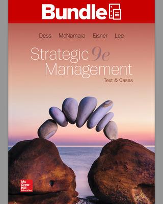 GEN COMBO LL STRATEGIC MANAGEMENT:TEXT & CASES; BSG GLO-BUS ACCESS CARD