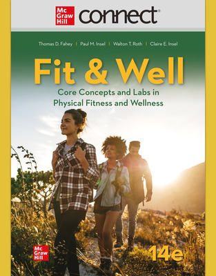 Connect Online Access for Fit & Well