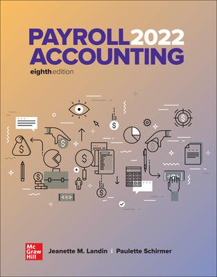 Payroll Accounting 2022