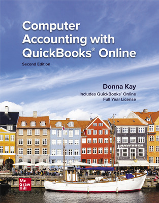 Computer Accounting with QuickBooks Online