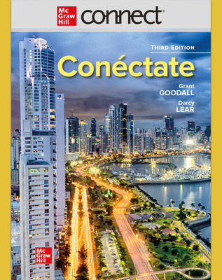 Connect Online Access 1-semester for Conéctate