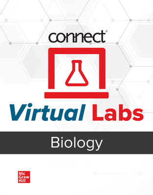 Connect Online Access for Biology Virtual Labs