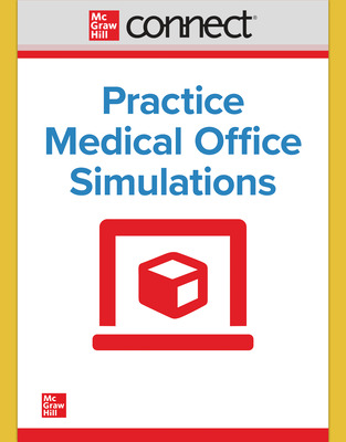 Connect Online Access for Practice Medical Office Simulations