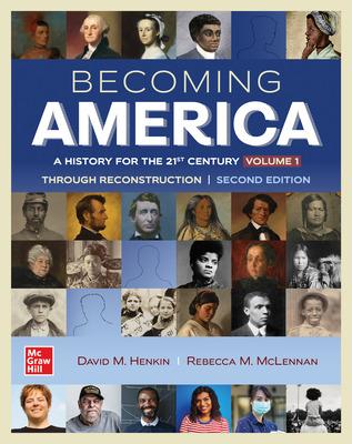 Becoming America, Volume I