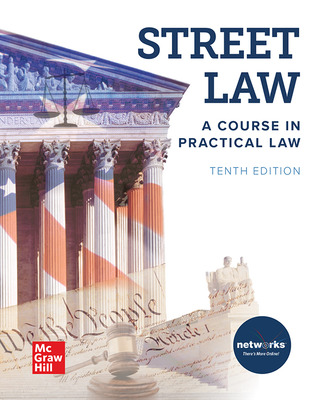 Street Law: A Course in Practical Law, Digital and Print Student Bundle, 6-year subscription