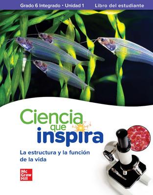 Inspire Science: Integrated G6, Spanish Digital Teacher Center, 3 year subscription