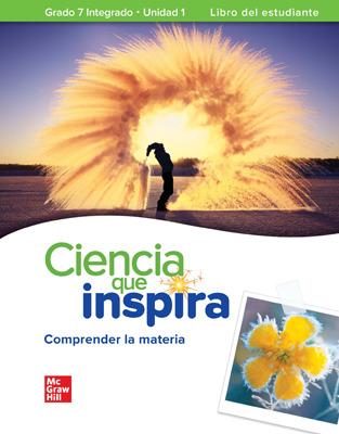 Inspire Science: Integrated G7, Spanish Digital Teacher Center, 3 year subscription