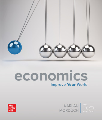 McGraw-Hill eBook Online Access 180 Days for Economics