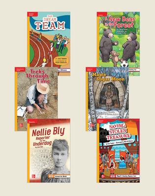 WonderWorks Grade 4 Apprentice Leveled Reader Package 6 each of 30