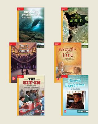 WonderWorks Grade 6 Apprentice Leveled Reader Package 6 each of 30