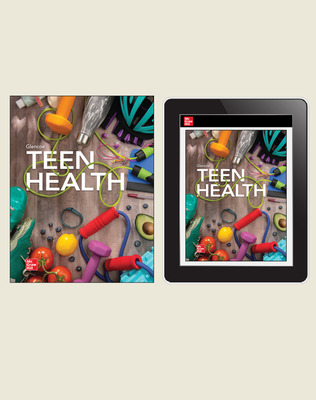 Teen Health, Standard Student Bundle, 1-year subscription
