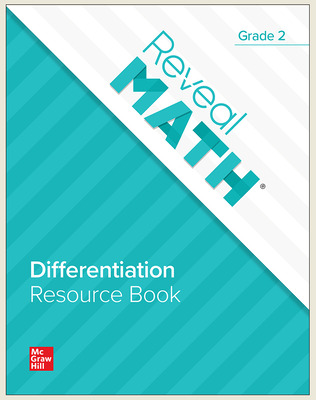 Reveal Math Differentiation Resource Book, Grade 2