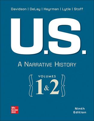 U.S.: A Narrative History