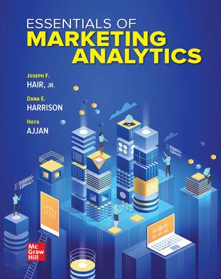 Essentials of Marketing Analytics
