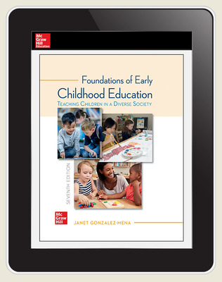 CUS Foundations of Early Childhood Education - Diverse Society 6-year Standalone Connect OSE
