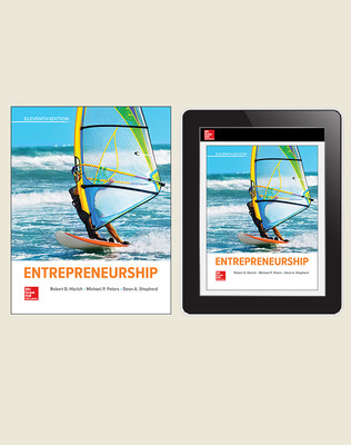 CUS Entrepreneurship, Print and Digital Student Bundle, 1-year subscription
