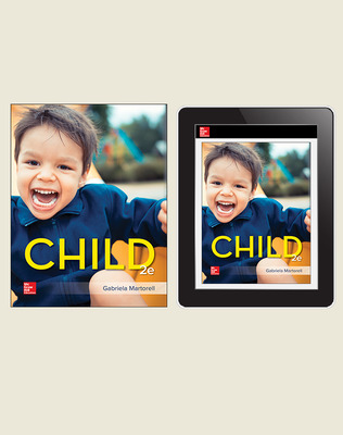 CUS Child, Print and Digital Student Bundle, 1-year subscription