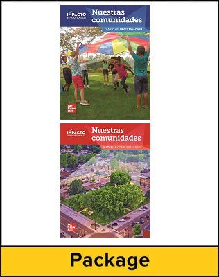 IMPACTO Social Studies, Nuestras comunidades, Grade 3, Inquiry Journal & Research Companion