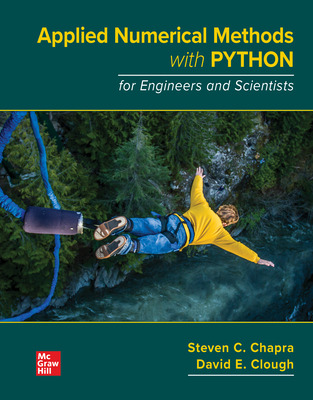 Applied Numerical Methods with Python