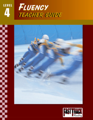 Fast Track Reading, Fluency Teacher Guides: Level 4