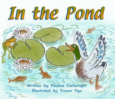 Gear Up, In the Pond, Grade K, Single Copy