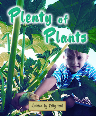 Gear Up, Plenty of Plants, Grade 1