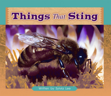 Gear Up, Things That Sting, Grade 1, Single Copy