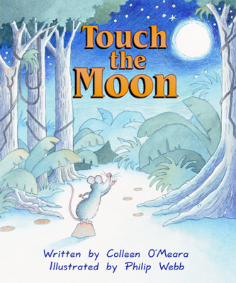 Gear Up, (Level H) Touch the Moon, 6-pack