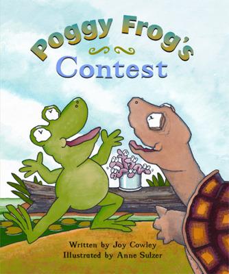 Gear Up, Poggy Frog's Contest, Grade 2, Single Copy
