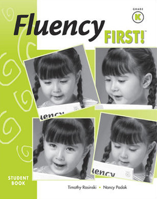 Fluency First, Workbook Grade K