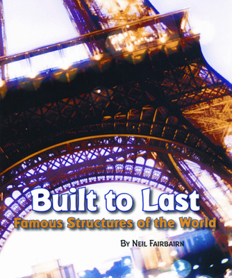 Explore More Grade 6: (Level X) Built to Last: Famous Structures of the World, 6-pack