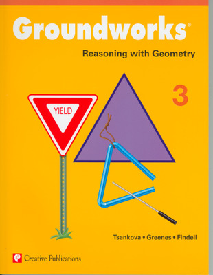 Groundworks: Reasoning with Geometry, Grade 3
