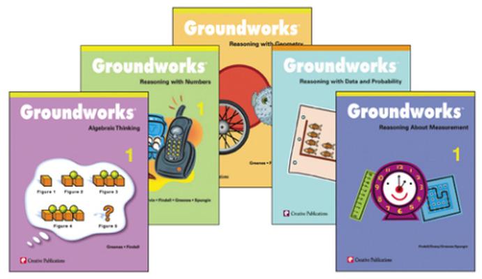 Groundworks, Grade Level Set, Grade 7