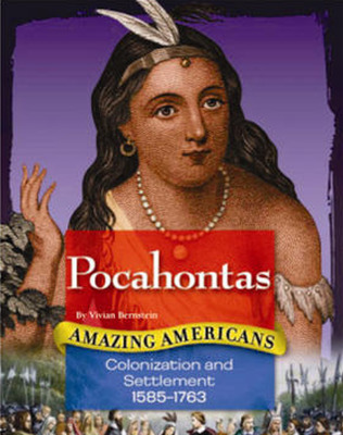 Amazing Americans, Colonization and Settlement: Pocahontas (Level Q), 6-pack