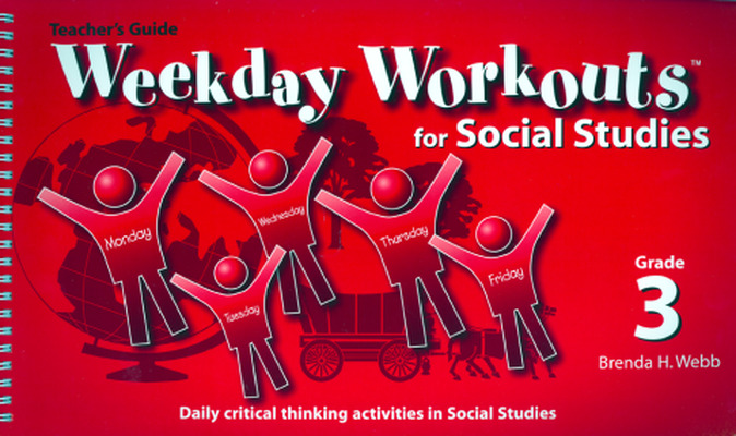 Weekday Workouts for Social Studies - Teacher Guide Grade 3