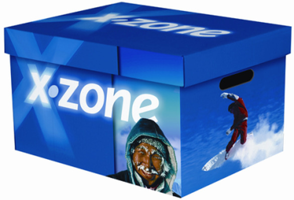 X-Zone: Classroom Set 4