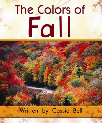 Gear Up, (Level A) The Colors of Fall, 6-pack