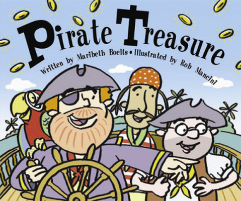 Gear Up, (Level G) Pirate Treasure, 6-pack