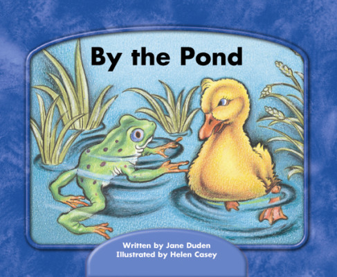 Wright Skills, By the Pond Decodable, Grade 1