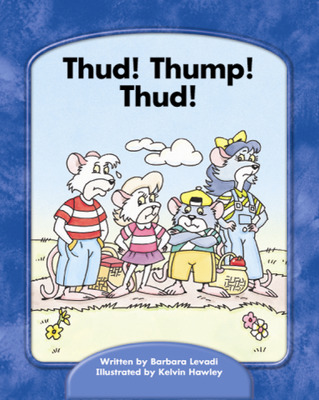 Wright Skills, Thud! Thump! Thud! 6-pack