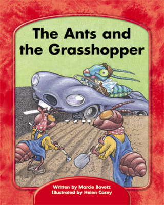 Wright Skills, Grade PreK-3,  The Ants and the Grasshopper, 6-pack
