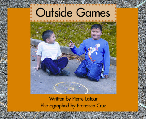 Springboard, Outside Games (Level H) 6-pack