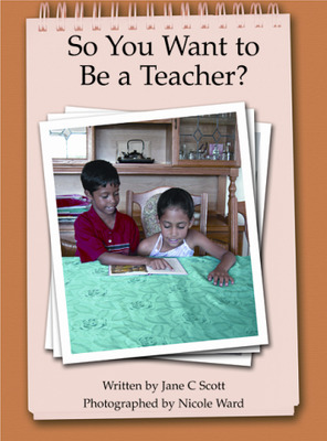 Springboard, So You Want to Be a Teacher? (Level O) 6-pack