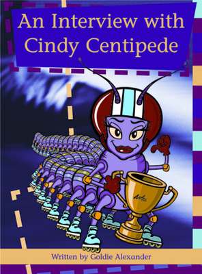 Springboard, An Interview with Cindy Centipede (Level Q), 6-pack
